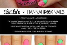 nail polish make up
