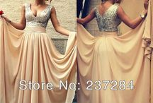 Formal dress ideas for Military Ball / by Stephanie Foote