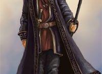 [Wizard] D&D Character