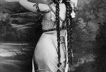 cabelo 1900