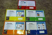 Homeschool planning...getting it done! / by Heather Tucker