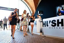 HUSH WARSAW / Summer edition, we were there! And we will be in winter editon - HUSH WARSAW!