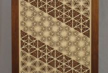 Wood Grille Patterns