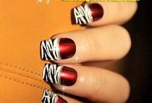 Nail Art favorites / by Carrie Gaming-Only