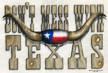 For Deep in the Heart of Texas / by Kem Nevill