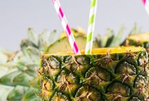 Cocktails non-alcoholic * Mocktails Tropical Drinks Recipes