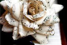 decoração de música