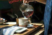 çay kahve keyif