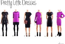 Dresses / Get inspiration for what dresses to wear for any time of the day - work, casual, party