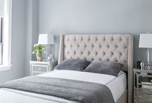 Måla om sovrum