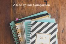 planners / by Katherine Holbrook