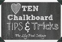 Styles / Chalkboard & other styles