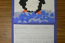 Penguin unit  / by Michelle Coble