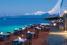 Dining | Elounda Bay Palace Hotel / One of the highlights of the hotel is our diverse cuisine, to tantalize your taste buds with our variety of venues set in unique surroundings.