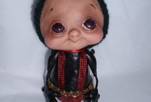 dolls / by Deb Rucinski