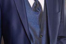 Luxusné pánske obleky na objednávku 2017
