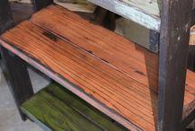 Simple table slates