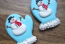 Christmas Cookies / #cookies #galletas #navidad #chistmas #repostería #pasteleria