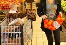 Jessica Alba Grocery shopping / by Jessica Alba