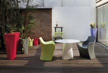 Outdoors / B-LINE's outdoor collection, is equally perfect for indoors as well!
