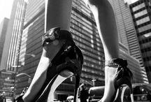 Life is short, heels shouldn't be | BW