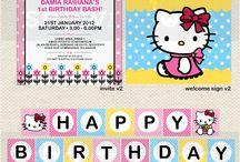 Hello Kitty Party / .