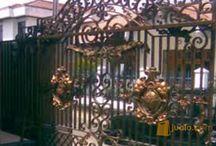 workshop maker iron fence