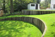 rialzo giardino