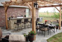 outdoor living / by Melissa Newell