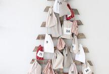 Kerstbomen en advent