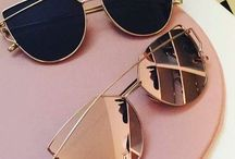 Accessories sunnies, bracelets