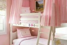 Girl's room ideas / by Erika Wilde