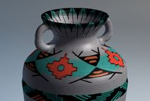 Let's Create Pottery app / Pottery created on my app by me and my kids