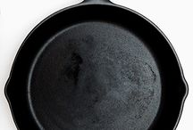 Cast Iron Madness / Learning, experiencing, cooking with cast iron / by Arlene Randolph