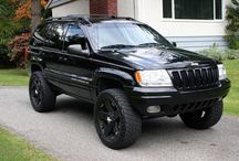 Jeep (mostly WJ)
