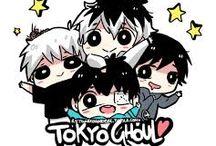 Tokyo Ghoul    東京喰種