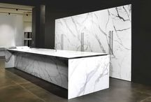 MAXIMUM / KITCHEN COVERED BY STONE TILES IN TECHNICAL CERAMIC