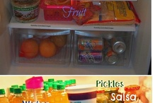 Food Organization! / by Cierra Neeley