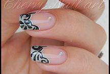 acrilic nail