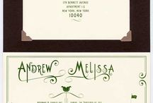 Invites / by Emily Brown