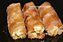 Γλυκά Ρολάκια - Πιτάκια