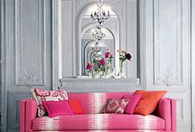 Colour pink / by CELINE R