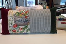 my pillows / min nyeste interesse - at sy