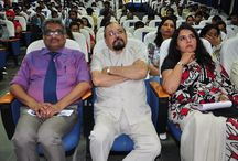 SAP & SADMS ORIENTATION PROGRAMME-2015 / School of Architecture and Planning (SAP) and School of Art, Design, and Media Studies (SADMS) celebrated student`s orientation programme-2015.