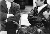 Peter Cook and Dudley More