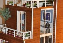 Poppenhuis modern