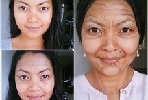 Granny make up