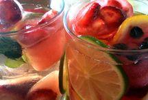 Cool Fruit Beverages!