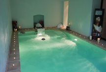 Swimming Pools and Saunas / The best in modern and classic pools for inspiration & admiration