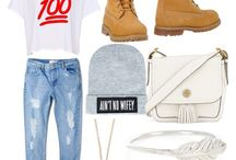 Polyvore / Fashion #dailynana